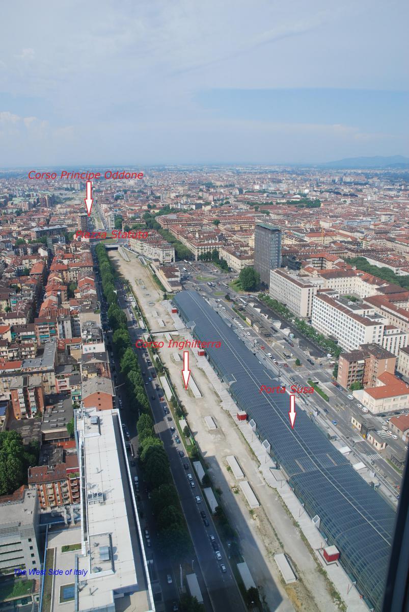 Torino grattacielo intesa sanpaolo for Nuova architettura in inghilterra